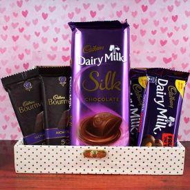 Cadbury Bournville With Silk
