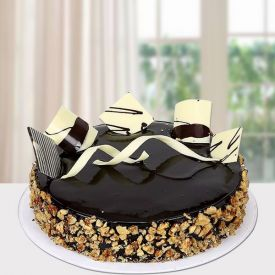 Truffle Almond Cake