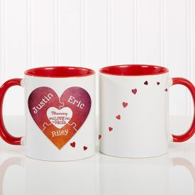 Love Quotation Mug