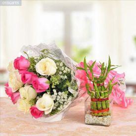 Rose & Bamboo