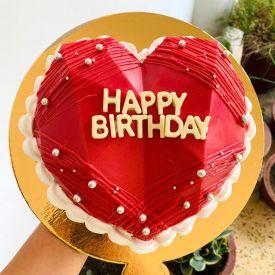 Sweet Soul Red velvet Pinata Cake