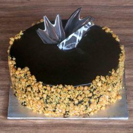 Truffle Crunchy Cake