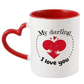 I Love U Mugs