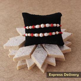 Rakhi Silver Sweets