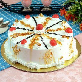 Designer Butterscotch cake