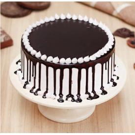 Vanilla Choco Shower Cake