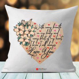 Cushion Love You