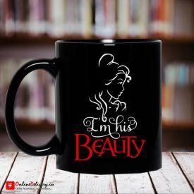 Black Beauty Mug