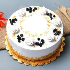 Butterscotch Cream Cake