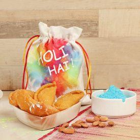 Holi combo sweets