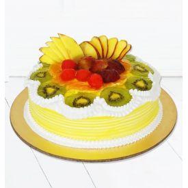Pineapple Fruits Cake
