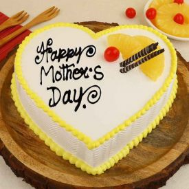 Mother days spcl Pineapple cake
