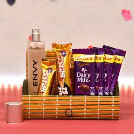 Cadbury Zone With Envy Fragrance
