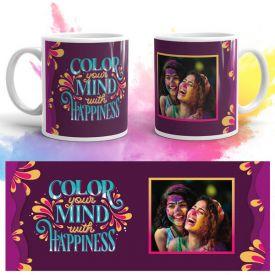 Personalised Holi Mug