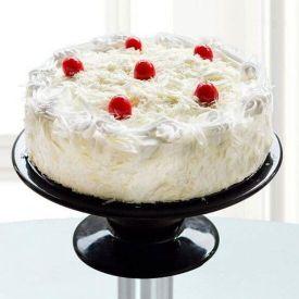 White Forest Cake - 5 Star