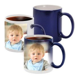 Magic Mug Blue (Customize)