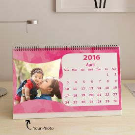 Desktop Calendar With Personalized Images