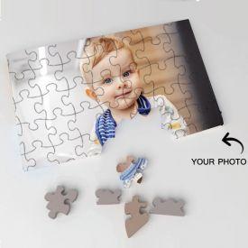Personalized Rectangle shape puzzle