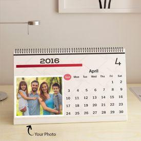 Personalized Desktop Calendar For Mom
