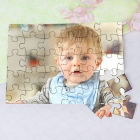 Personalized Rectangle puzzle