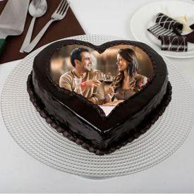 Cake Chocolate Truffle