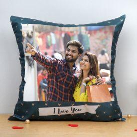 Valentine's Day I Love You Cushion