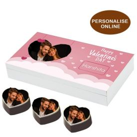 Valentine's Chocolate for Girlfriend