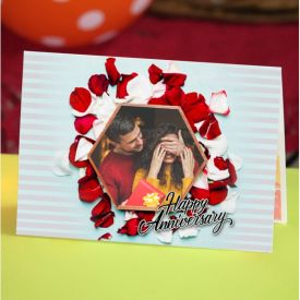 Personalized Greeting card With Photo