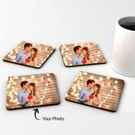 Wonderful Personalized Wooden Coasters
