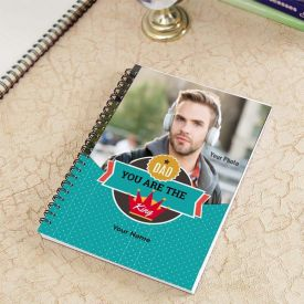 Classic Personalized Spiral Notebook