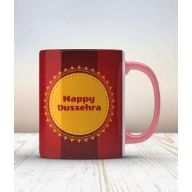 Happy Dussehra Mug