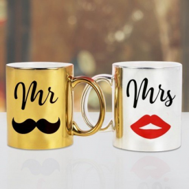 Couple Goal Mug Set