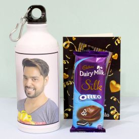 Shipper N Dairy Milk Oreo