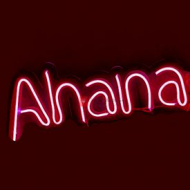 Personalised Neon Light for Her
