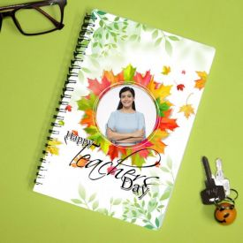 Teacher Personalized Notebook