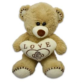 30 inch Cute Teddy bear with little heart