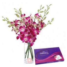 Orchids and celebration Pack