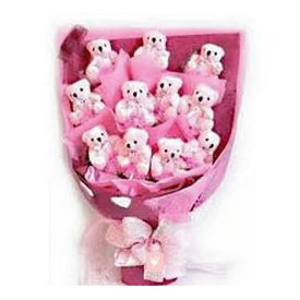 Big Teddies Bouquet
