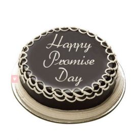 Promise day Chocolate cake of 1 kg