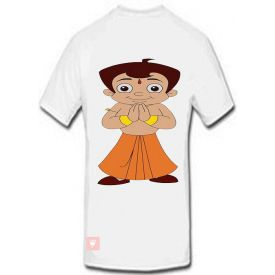 Chhota Bheem welcome style T-Shirt