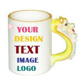Personalized Dragon Mug