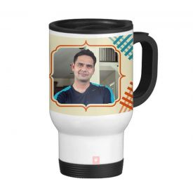 Father Personalized Travel Mug