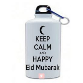 Keep Calm and Eid Mubarak Sipper