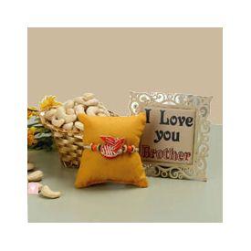 Cashew Nuts Rakhi Love