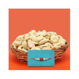 Basket Full Of Cashews