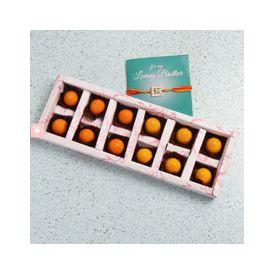 Handmade Chocolates 12pcs