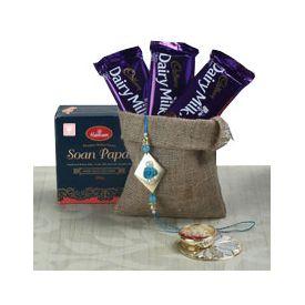 Blue Chocolates Pack