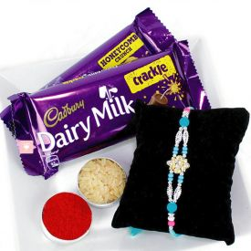 Remarkable Rakhi Combo