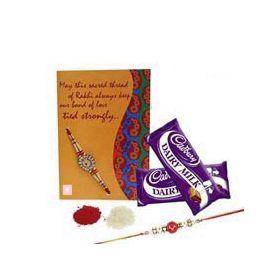 Two Cadbury Dairy Milk Chocolates