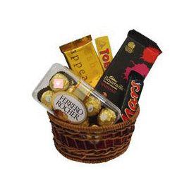 Christmas Chocolate Gift hamper